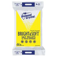 Diamond Crystal Bright & Soft 100012423 Salt Pellet