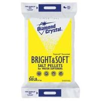 Diamond Crystal Pellets with Softener Care, 80 Lb