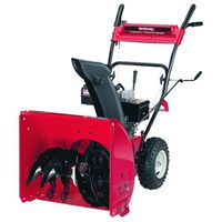 Yard Machines 31AS63EE700 Self-Propelled Snow Thrower