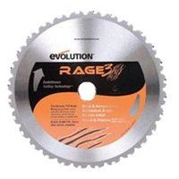 Evolution RAGE255 Circular Saw Blade