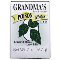 Grandma's Poison Ivy Bar, 2.2 oz