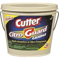 Cutter Citro-Guard Bucket Candle