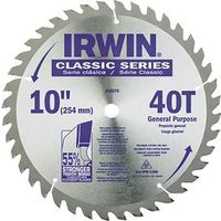Irwin Classic 15070 Combination Circular Saw Blade