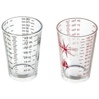 CUP MEASURING GLASS 4OZ