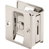 Prime-Line N 6773 Pocket Door Privacy Lock With Pull
