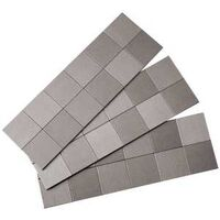 Stainless Square Matted Wall Tiles