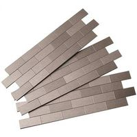 Aspect A95-50 Subway Matted Peel and Stick Wall Tile