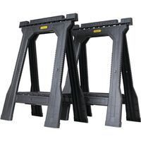 FatMax STST60952 Twin Pack Folding Saw Horse