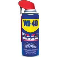 WD-40 Lubricant with Smart Straw, 11 oz
