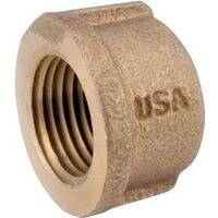 Low Lead Brass Cap, 3/4""