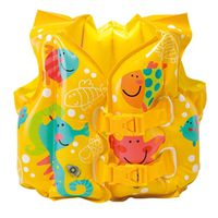Intex Marketing 59661EP Fun Fish Swim Vest