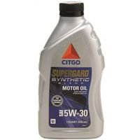 CITGO SUPERGUARD Synthetic Blend Motor Oil