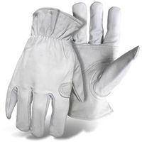 GLOVE LADIES MED W/PADDED PALM