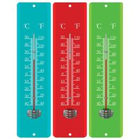 La Crosse 204-1530 Mercury-Free Weatherproof Analog Thermometer