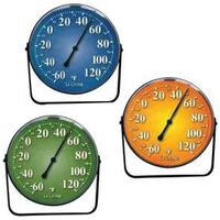 "Thermometer Color Dial 5"", Assorted"