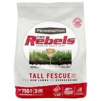 The Rebels Supreme Blend Grass Seed