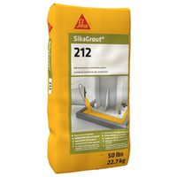 Sika 212 Non-Shrink Cement/Structural Grout