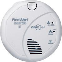 First Alert SCO501CN-3ST Wireless Single Gas Detector