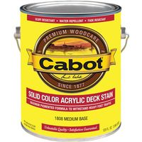 Cabot 1808 Solid Color Decking Stain