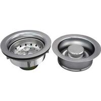 Sink Strainer & Stopper
