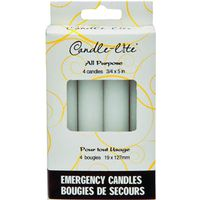 5IN EMERGENCY CANDLES