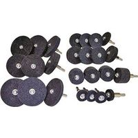 Vulcan 621120OR Mounted Assorted Grinding Wheel Kit