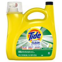 DETERGENT LAUNDRY SIMPLY 138OZ