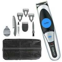 SHAVER TRIMMER 11PC GRY 5PSTN