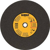Dewalt DWA8011 Type 1 Chop Saw Wheel