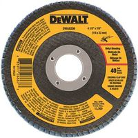 Dewalt DWA8206 Type 29 Coated Flap Disc