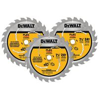 BLADE SAW 7-1/4IN 3PK
