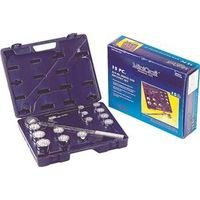 SOCKET SET 15PC 3/4DRIVE SAE