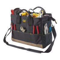 BigMouth Tool Works 1165 Traditional Large Tool Bag