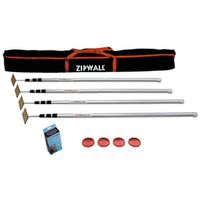 Zipwall SLP4 Dust Barrier Poles