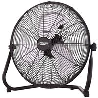 Homebasix LF-20 High Velocity Floor Fan