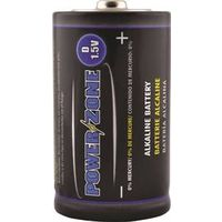 Powerzone LR20-2P-DB Alkaline Battery