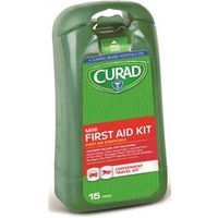 KIT FIRST AID MINI 15PC