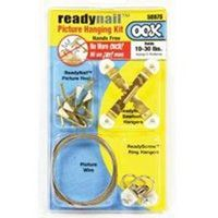OOK 50975 Ready Nail Picture Hanging Kit