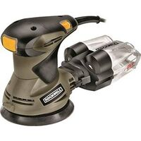 Positec Random Orbit Sander with Dust Extractor, 5""