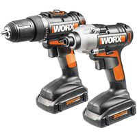 DRILL/IMPACT DRIVER COMBO 20V
