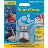 Lead Free Super Spray Swivel Aerator