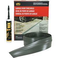 M-D 50100 Single Garage Door Threshold Kit