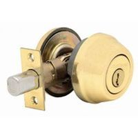 Kwikset 780L Signature Single Cylinder Dead Bolt