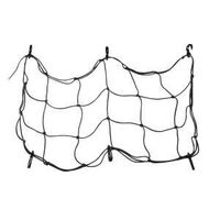 "Cargo Net with 6 Hooks, 15"" x 15"""