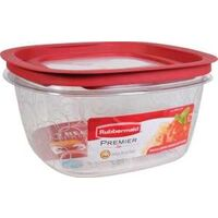 Rubbermaid Square Food Container, 14 Cups