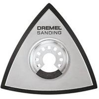 Dremel MM14 Quick Fit Sanding Pad with Hook and Loop Attachment