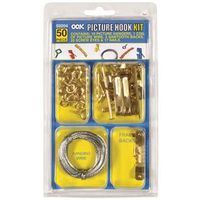 OOK 59204 Assorted Picture Hanging Kit