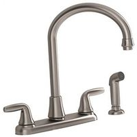 KITCHEN FAUCET 2-HNDL ARC SPRY