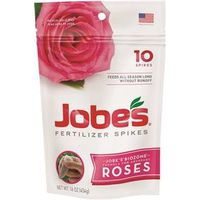 FERTILIZER ROSE SPIKES 10 PACK
