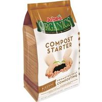 FERTILIZER COMPOST ORG GRAN4LB